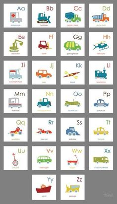 card frame boys transport - Google Search