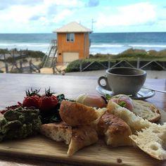 #goodmorning #warrnambool #aussiebreakfast #simonswaterfront #sunnyday #warrnamboolbeach #greatoceanroad by jas_min_27