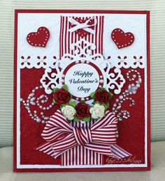 """Happy Valentine's Day"" Card - Scrapbook.com"