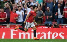 Piala FA: Manchester United Lolos Ke Babak Final Usai Menang 2-1 Atas Tottenham Hotspur