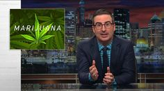 John Oliver Lays Out All The Alarming Contradictions Of Marijuana Laws - Under federal law, even legal marijuana is illegal. John Oliver explains why conflicting drug laws pose serious problems. John Oliver, Last Week Tonight, Alcohol Detox, Mother Jones, The Daily Show, Natural Treatments, Medical Marijuana, Ganja, Political News