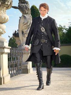 #Outlander - Jamie Fraser
