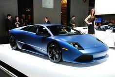 Lamborghini Murcielago LP640 Coupe