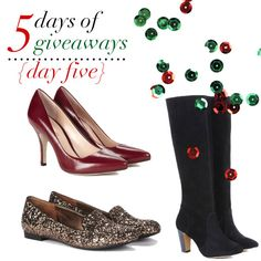 jillgg's good life (for less)   a style blog: 5 days of giveaways: Day 5!