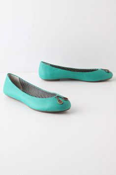 /// trinket flats by pilcro and the letterpress