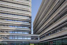 Orte - Open House Zürich 2016 Skyscraper, Multi Story Building, Places, Skyscrapers