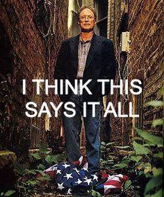 Bill Ayers...Obama's bestie..can't even describe how i can't stand him.