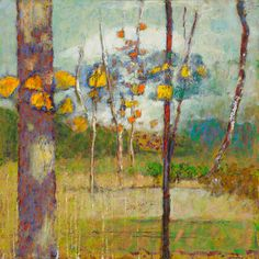 Rick Stevens  Everyone's Place | oil on panel | 24 x 24"