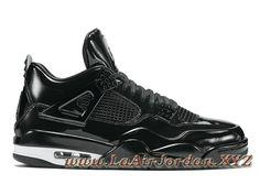 detailed look 1751f d2f83 Air Jordan 11LAB4 Black Patent 719864-010 Chaussures Officiel Jordan 2015  pour Homme-Sneaker Officiel Nike Air Jordan (Fr)   Laairjordan.xyz