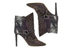 Isabel Marant Autumn/Winter 2013 Blackson boots