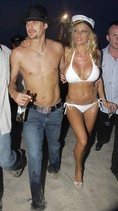 Robes de mariée de stars : Pamela Anderson et son bikini de mariage avec Kid…
