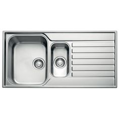 Franke Ascona 651 Kitchen Sink- 1.5 Bowl