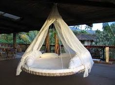 Image result for swing bed porch