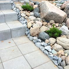 Outdoor Gardens, Landscape Design, Yard, Gardening, Stone, Instagram Posts, Patio, Rock, Landscape Designs