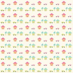 Free digital kids scrapbooking paper and border –