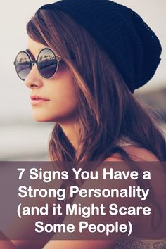 To determine if you have a strong personality, there are a few important signs to look for with how you live and act. Some people may not know what type. Leadership Personality, Strong Personality, Personality Types, How Many People, Some People, Excited About Life, Good Traits, Stand Up For Yourself, Strong Feelings