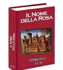 Il nome della rosa pdf gratis di Umberto Eco ebook free download
