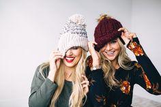 beanie friends | hats | winter wear | lights & darks