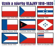Příběh československé vlajky: Jak vznikla a co symbolizují její barvy? | 100+1 zahraniční zajímavost Cairns, Churchill, Playing Cards, Playing Card Games, Game Cards, Playing Card