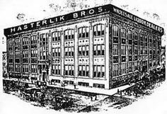 Six brothers in the Chicago whiskey business. #learnaboutchicago #explorechicago