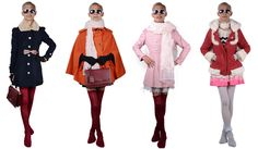 72-year-old grandfather models women's clothes, becomes internet sensation