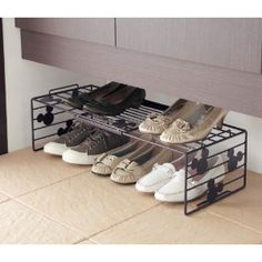 Mickey Disney Shoe Rack or Desk Shelf - Japan