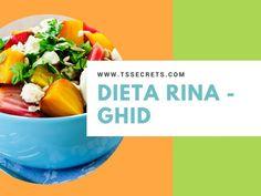 Citeste care sunt regulile pentru Dieta Rina pe zile, pentru fiecare din cele 4 tipuri de zile care se repeta timp de 90 de zile.