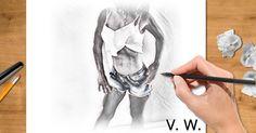 Ako by si vyzeral(a) ako kreslená postavička? Dovoľ nám nakresliť ťa! Art, Style, Kunst, Art Education, Artworks
