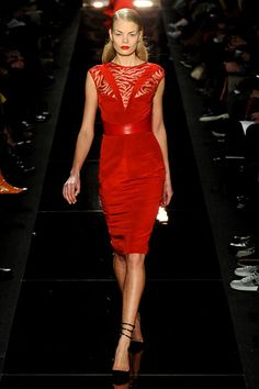 Monique Lhuillier »  Fall 2012 RTW »