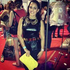 Look da blogueira Fernanda Vieira com clutch Carmen Steffens   #SLZFashion #carmensteffens #style  http://instagram.com/p/QEC_QPBeVi/