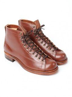 Rising Sun-Linesman boots