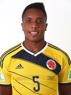 Carlos Carbonero of Colombia poses James Rodriguez, Lionel Messi, Jackson Martinez, Fifa, Teofilo Gutierrez, Colombia Soccer, Laws Of The Game, International Football, National Football Teams