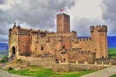 Spain - Castillo de Javier, Navarra