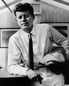 Men's Style Lessons from JFK