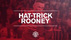 GOAL! Club Brugge 0 United 3 (Wayne Rooney 57'). Hat-trick! The skipper turns away from his man and slots in his third goal!