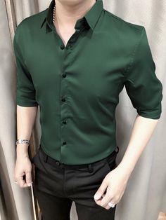 Tall Men Fashion, Indian Men Fashion, Mens Fashion Wear, Stylish Mens Fashion, Stylish Mens Outfits, Stylish Shirts, Mens Designer Shirts, Designer Suits For Men, Formal Men Outfit