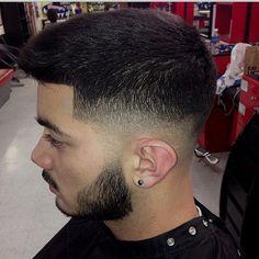 Cortes de pelo para hombres taper