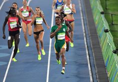 800m #gold for Caster Semenya and South Africa.