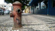 Hidrante --> Nestor de Castro com Rua do Rosário.... Bem discreto!