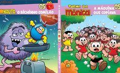 McDonald's vai distribuir livros da Turma da Mônica