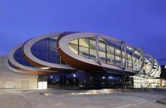 Ron Arad Designed Médiacité Mall in Belgium Complete | Inhabitat - Sustainable Design Innovation, Eco Architecture, Green Building