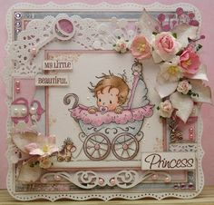 Little Princess, Whimsy stamp