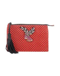 Prezzi e Sconti: #Lisa c bijoux borsa a mano donna Rosso  ad Euro 91.00 in #Lisa c bijoux #Donna borse borse a mano