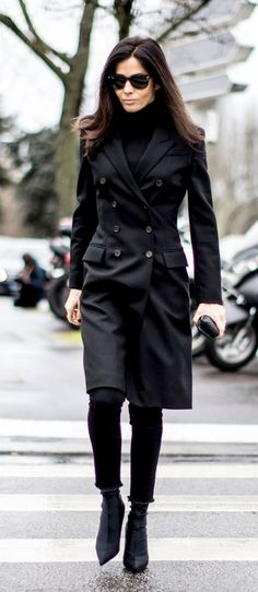 PFW style. Product Description, My Style, Coat, Womens Fashion, How To Make, Jackets, Beautiful, Women's Fashion, Peacoats