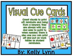 how to keep your cue cards
