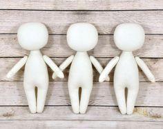 3 Blank doll body-6  blank rag doll ragdoll bodythe by NilaDolss