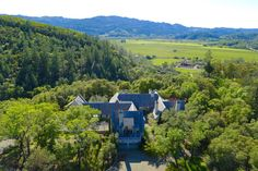 Step Inside a Stylish Wine Country Designer Compound