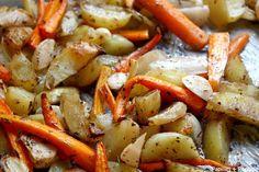Légumes d'automne façon Jamie Oliver