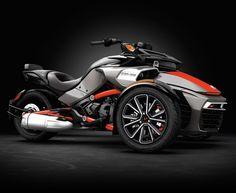 Con sede en Canadá, Can-Am Motorcycles, ha presentado su totalmente nuevo vehículo de tres ruedas: Spyder F3, su precio base y los accesorios que los clientes podrían instalar en este poderoso roa...