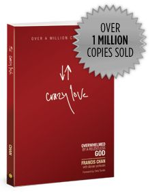 "Coming up soon on reading list - Francis Chan's ""Crazy Love""...it's a free digital download today (Good Friday) from the David C. Cook digital website: dccook.com/free-chan. ""Forgotten God"" and ""Erasing Hell"" also available free."